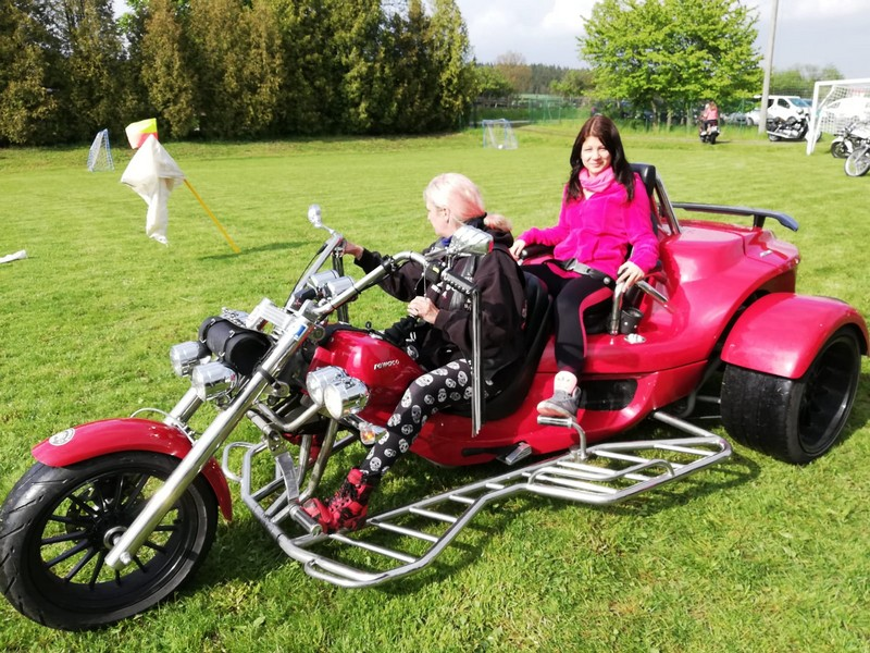 18.5.2019 – Motorkáři Dětskému domovu podruhé