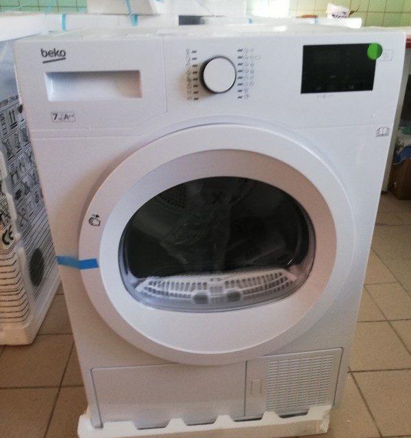 7.2.2019 – Nové pračky a sušičky BEKO