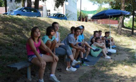 1.-12.7.2019 – Letní dětský tábor Švagr – Hříběcí