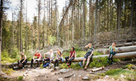 9.5.2020 – Výlet na šumavský Poledník