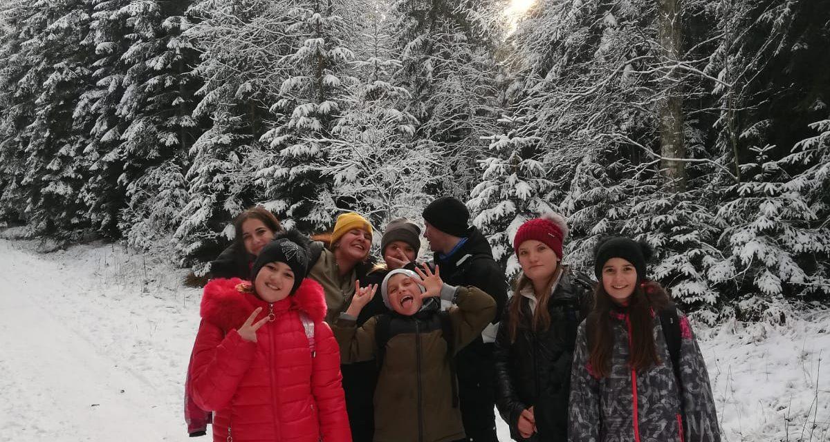 12.12.2020 – První sníh v DD